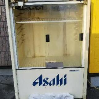 【ジャンク】業務用冷蔵ショーケース ストッカー TOSHIBA