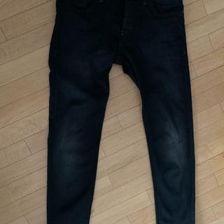GS RAW01のジーンズ