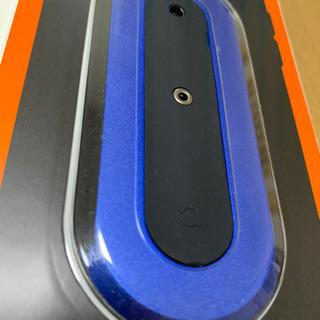 OH SNAP‼︎磁石付き高級携帯スマホリング 青 日本未発売