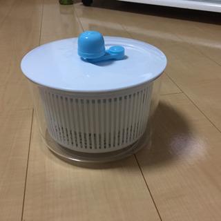 千切りキャベツの水切り器