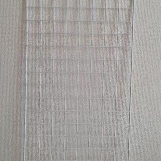 【商談成立】★ワイヤーネット / ホワイト / サイズ30センチ...