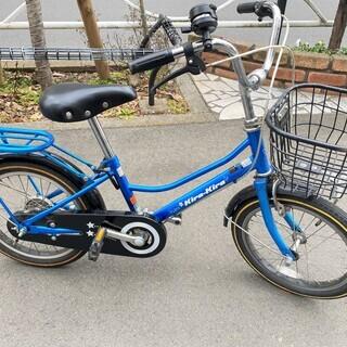マルイシ Kirakira 16インチ 子供用 自転車 ブルー ...
