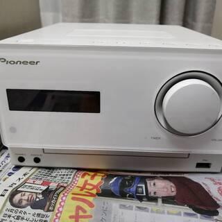 Pioneer CDミニコンポ X-CM31-W