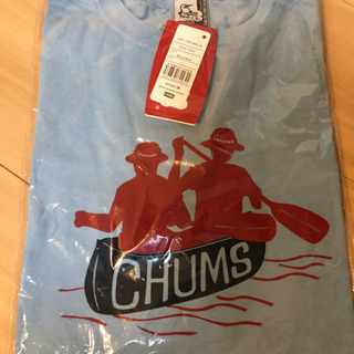 チャムス メンズTシャツ Lサイズ(未使用)