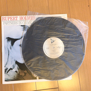 Rupert Holmes - Partners in Crime LP レコード - 京都市
