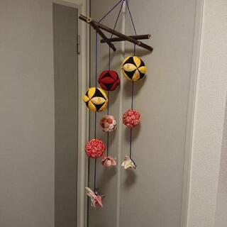 ハンドメイド吊るし飾り❕