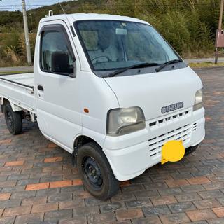 ☆☆ 4WD スズキ キャリー 軽トラック エアコン付 ☆☆