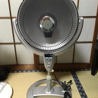 ハロゲンヒーター MORITA 扇風機型