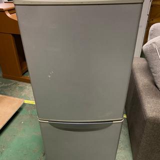 National ナショナル 冷凍 冷蔵庫 NR-B141JE2...