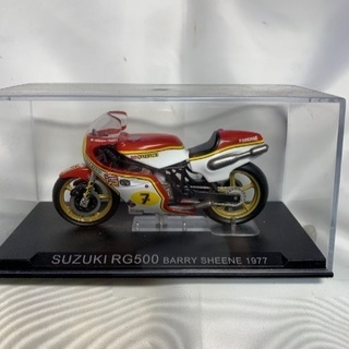 1/24 SUZUKI RG500 バリーシーン 1977