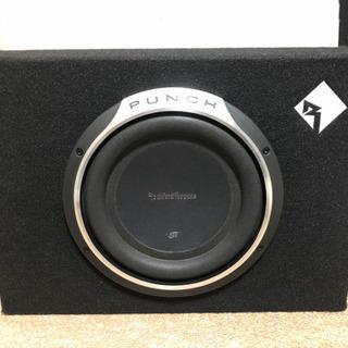 ロックフォード  P3L-S10  10インチサブウーファーBOX