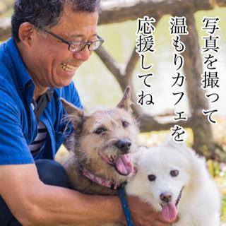 犬好きさんのチャリティ撮影会 - 地元のお店