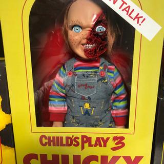 チャッキー 人形 未開封