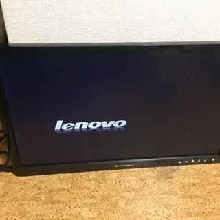 人気アイテム◎ lenovo  液晶ゲーミングモニター21.5インチ