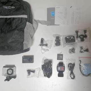アクションカメラ Vantop Moment4  4K Wifi...