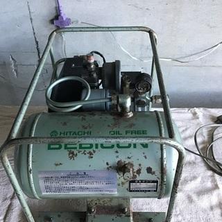 日立 BEB ICON オイルフリーコンプレッサー