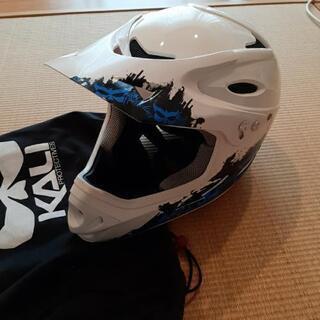 【美品】子ども用モトクロスヘルメット