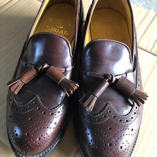 婦人靴REGALローファー23センチ