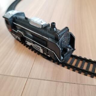 D51型機関車☆レール付き