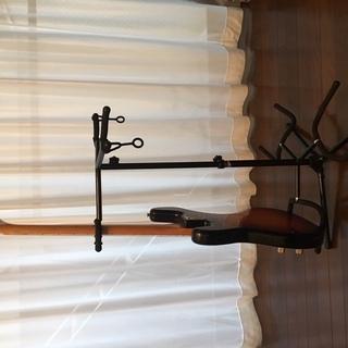 キクタニ ギタースタンド 3本立て用 美品