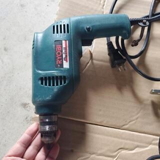 電動工具4点セット→発電機と一緒に付けます!