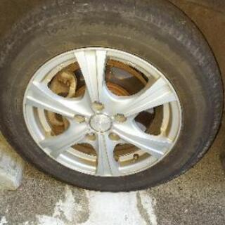 出張タイヤ履き替えサービス