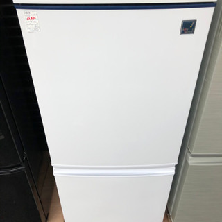 冷蔵庫 シャープ 2013年 137L SJ-14E9【3…