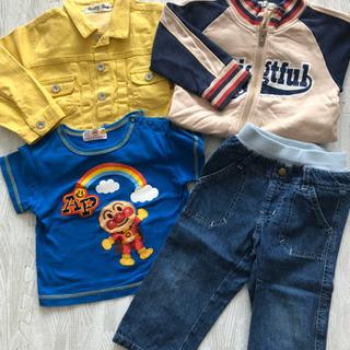 子供服4枚セット+パジャマ付き♡95㎝