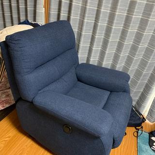 ニトリの電動ソファー