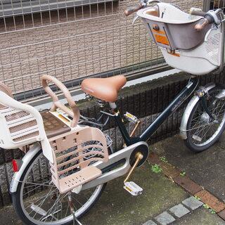 子供乗せ自転車 デリシア デュオ