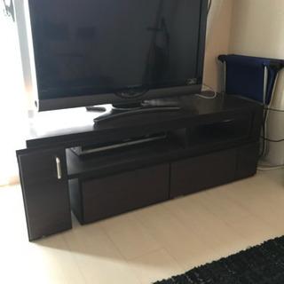 伸縮型テレビ台
