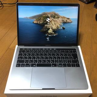 APPLE MacBook Pro 13インチ スペースグレー ...
