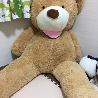 コストコ クマ 人形 2m