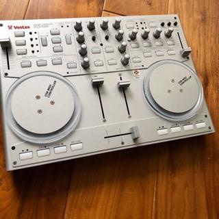 DJ用MIDIコントローラー