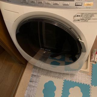 パナソニック ドラム式洗濯機 na-vx3101l