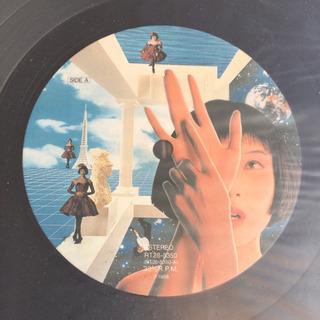 松任谷由美 - Delight Slight Light KISS LPレコード - 本/CD/DVD