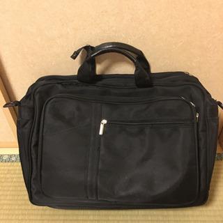 ヘインズ ナイロン製ビジネスバッグ