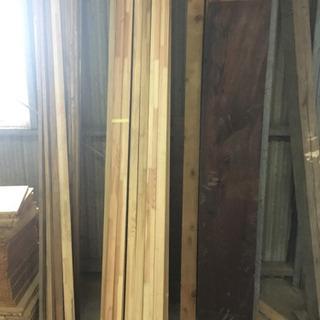 木材 DIY用 パイン材? 桐