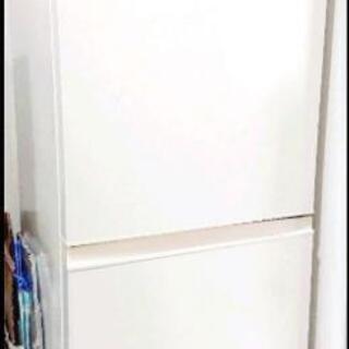 【2/7迄】冷蔵庫 AQUA AQR-16G(W) 157L