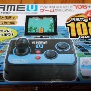 108ゲーム内蔵小型テレビゲーム機