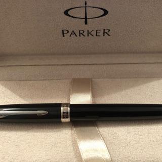 【新品未使用品】PARKER 万年筆 ブラック 値下げしました!