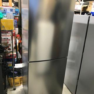 ハイアール冷蔵庫270L 2018年