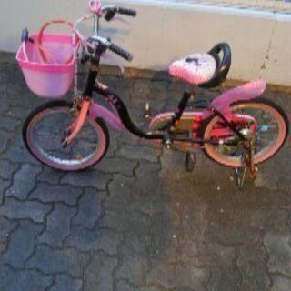 子供用の自転車差し上げます
