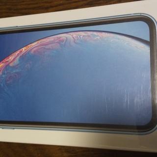 ★未開封品・新品★  iPhone XR 128GB Blue ...