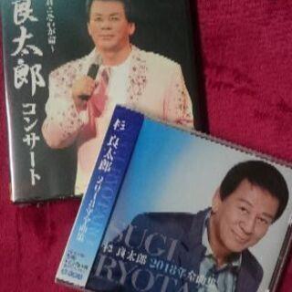 杉良太郎 DVD & CD