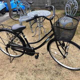 【中古】26インチ 自転車 ママチャリ