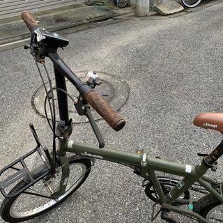 jeep  折りたたみ自転車