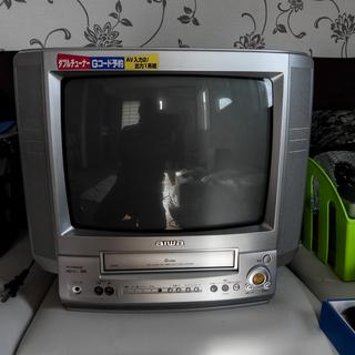 アイワ ビデオ一体型テレビ  VX-T14GX30B2 − 栃木県