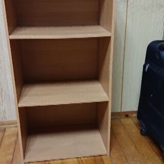 3段ボックス(300円)
