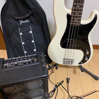 Fender Japan ベース
